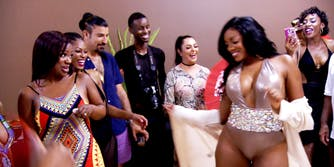 watch the real housewives of Atlanta on sling tv
