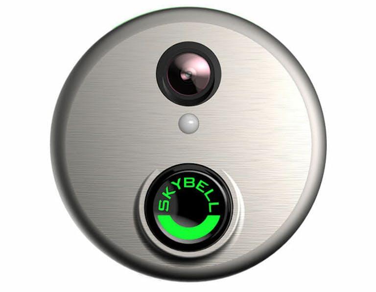 best Amazon Echo Accessories SkyBell HD doorbell