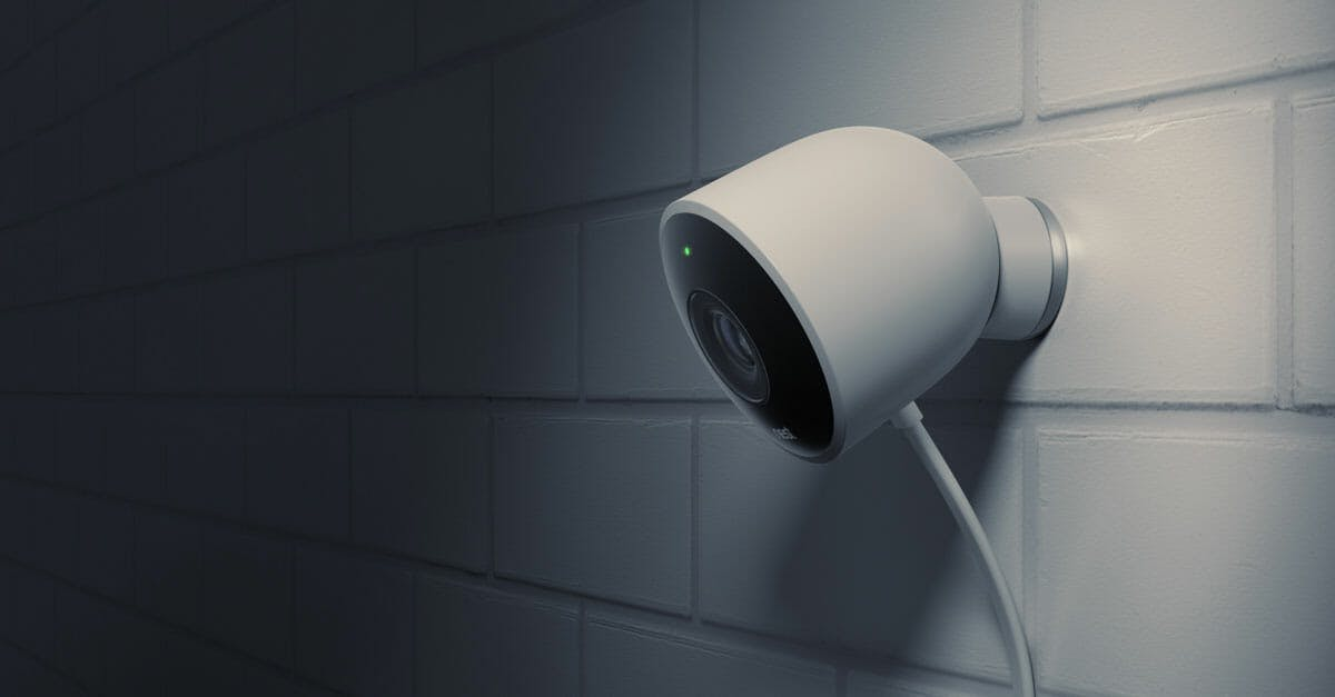best Amazon Echo Accessories Nest Cam Outdoor