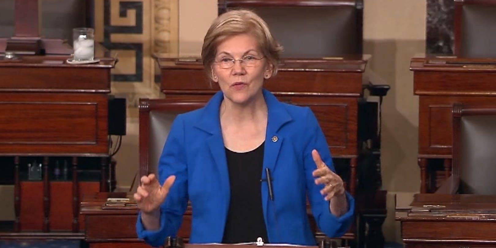 Elizabeth Warren Net Neutrality