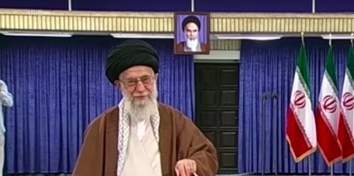 Khamenei Iran tweet fatwa