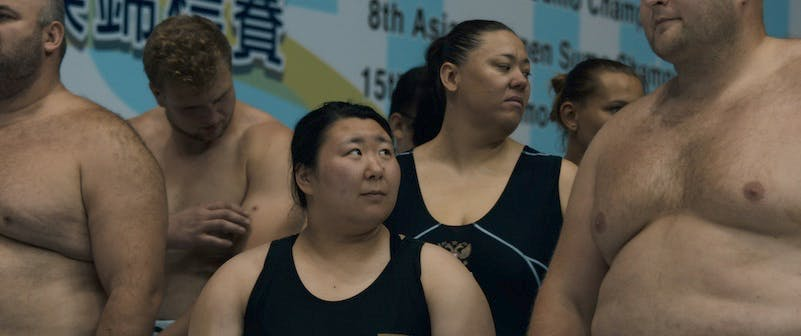 Netflix original movies 2019 - Little Miss Sumo