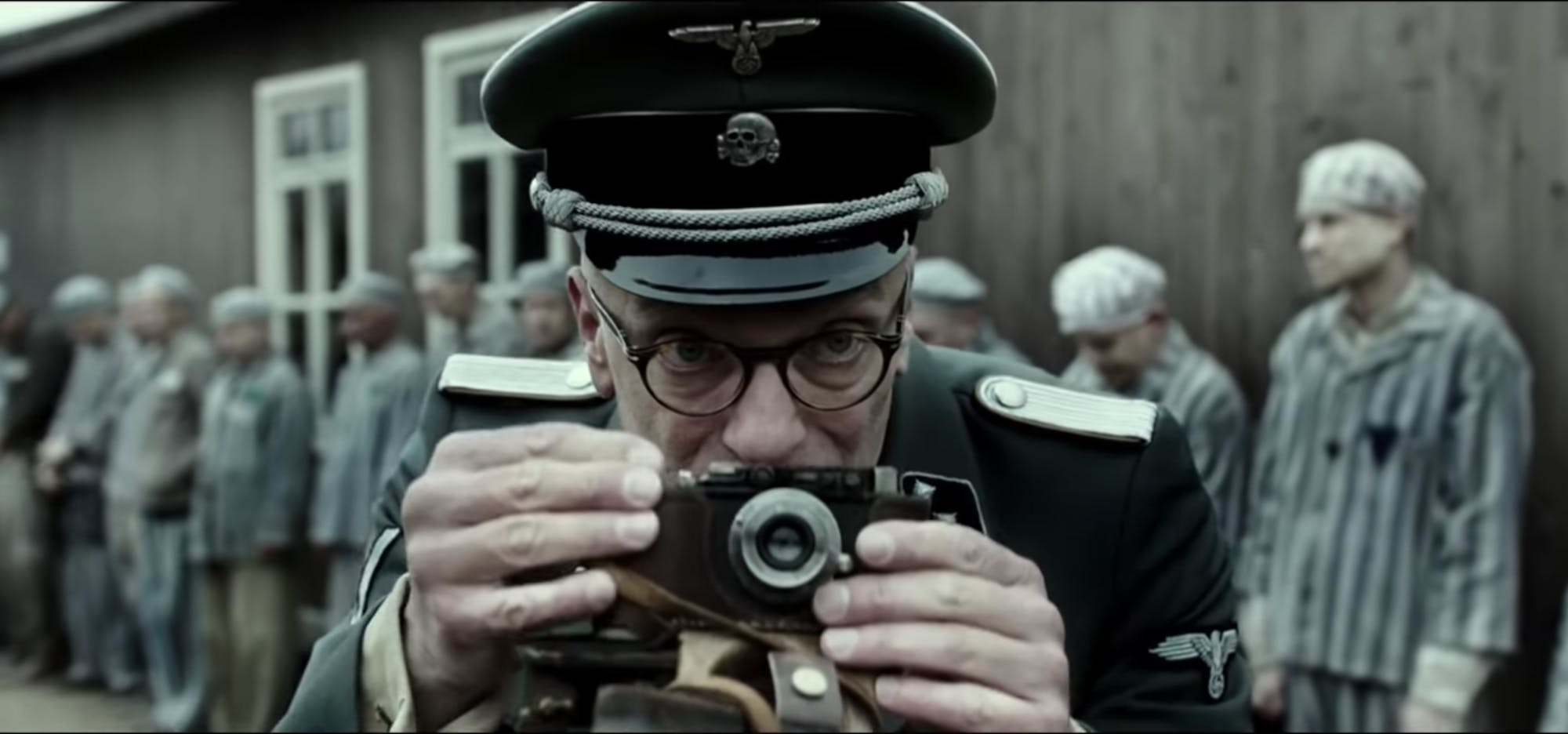 Netflix S Photographer Of Mauthausen Revisits Wwii Hero Francisco Boix