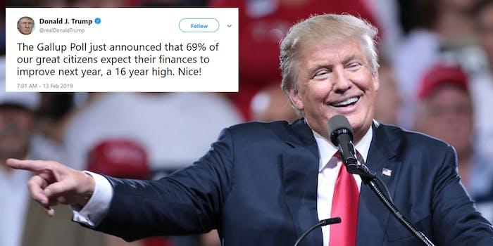 Trump 69 Nice Twitter