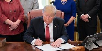 Trump AI Executive Order
