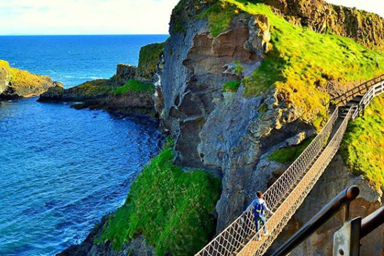 Where is Game of Thrones filmed - Carrick-a-Rede