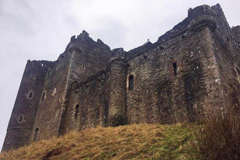 Where is Game of Thrones filmed - Doune Castle