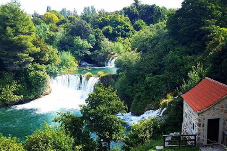 Where is Game of Thrones filmed - Krka National Park
