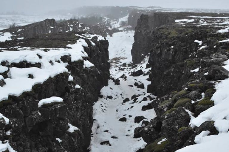 Where is Game of Thrones filmed - Thingvellir National Park