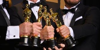 academy award statues