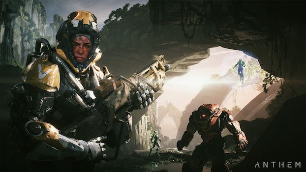 anthem game review