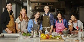 bon appetit test kitchen cast