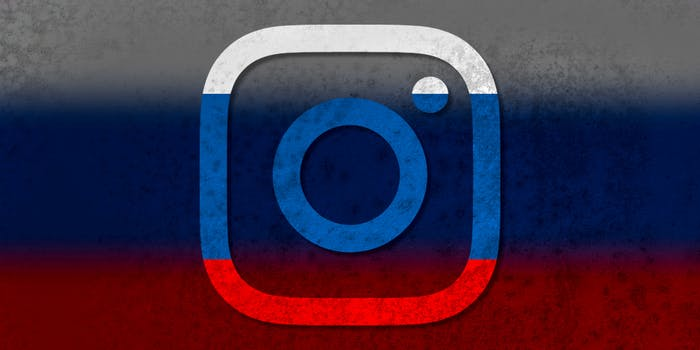 how to spot a russian troll on instagram