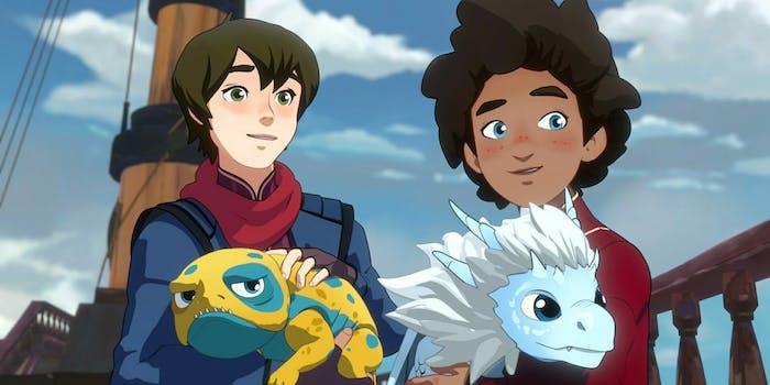 netflix dragon prince season 2 review