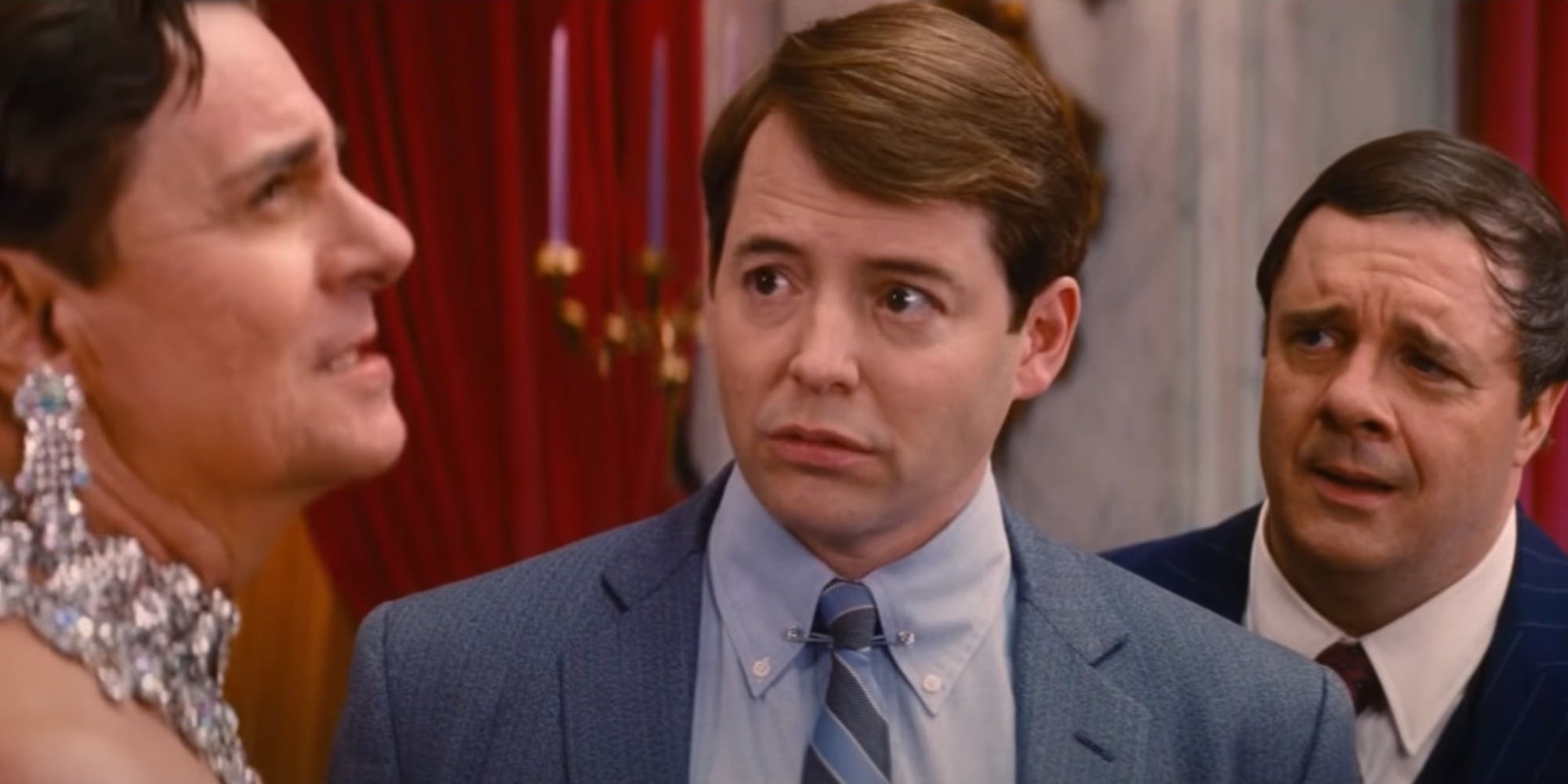 Photo of Matthew Broderick and Nathan Lane in 2005's The Producers.