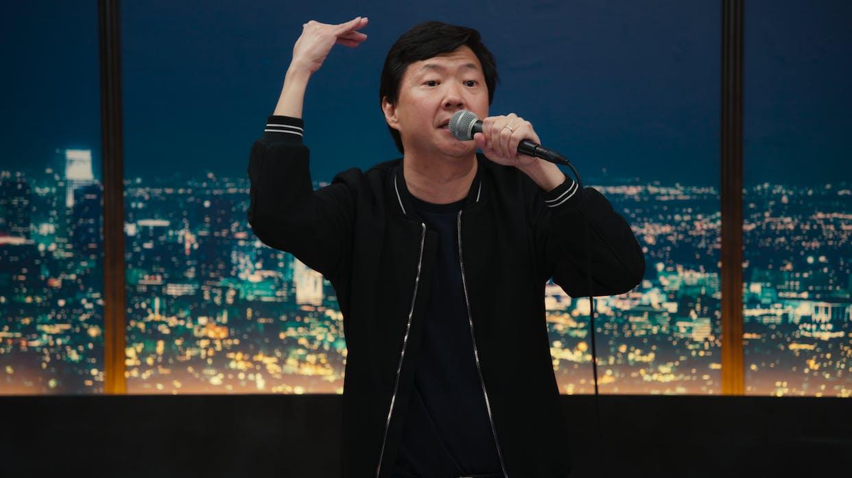 Netflix Ken Jeong You Complete Me Ho review
