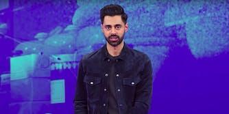 Netflix Patriot Act with Hasan Minhaj review