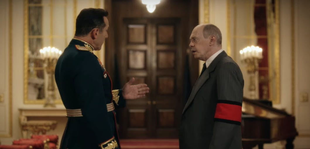 new movies showtime the death of stalin
