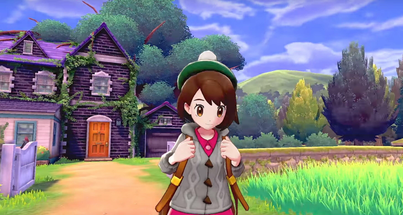 pokemon sword shield gameplay