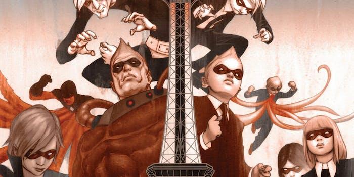 umbrella academy comics guide
