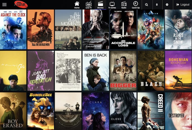 what is vibe tv - movies