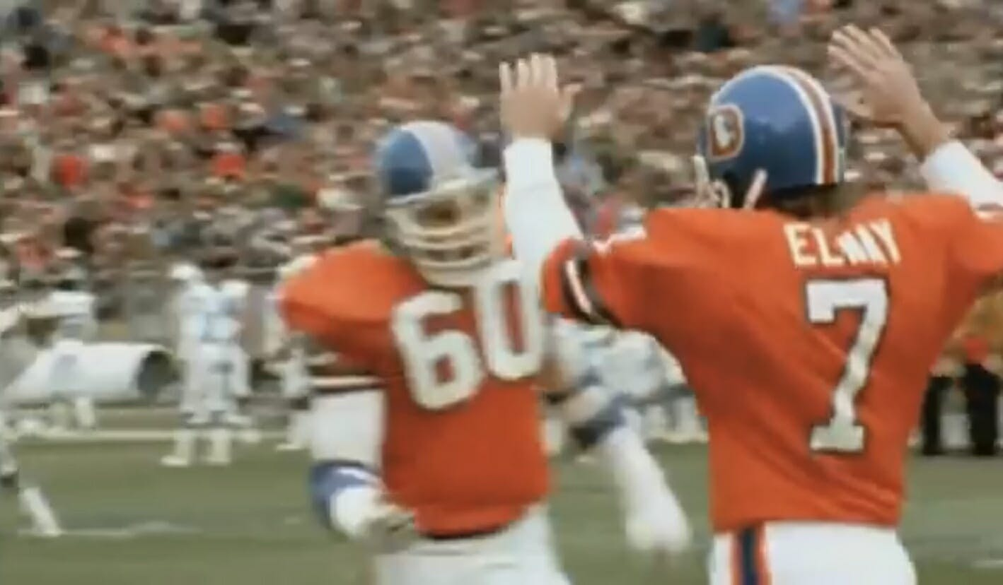30 for 30 Elway to Marino