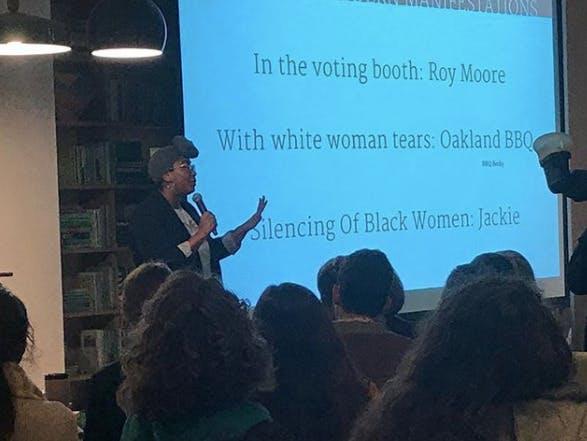 white feminism talk