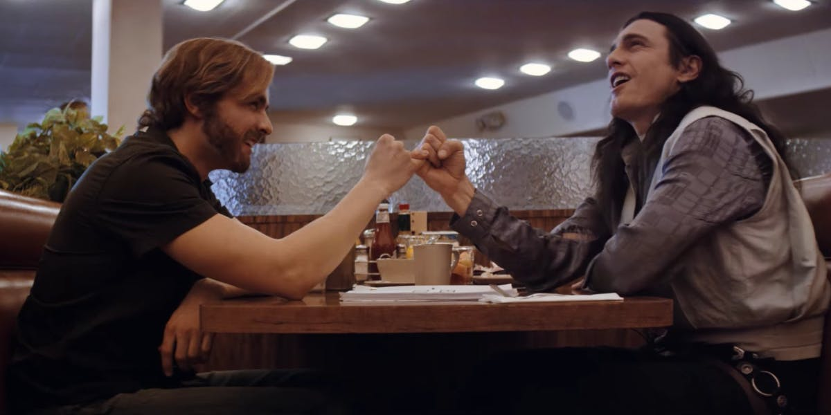 Amazon Prime movies based on true stories: The Disaster Artist