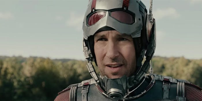 ant-man thanos butt theory