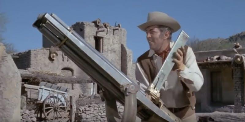 best westerns youtube - something big