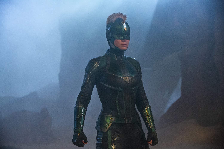 captain marvel movie starforce