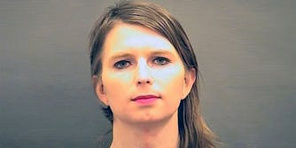 Chelsea Manning mug shot