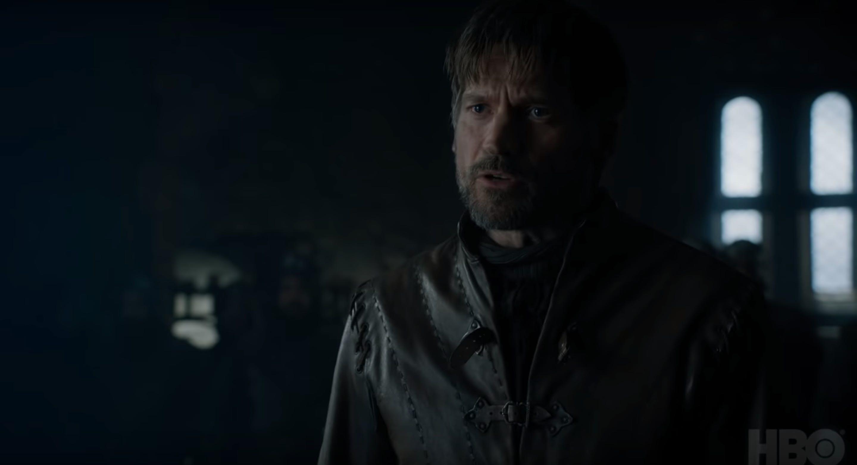 game of thrones season 8 trailer jaime lannister