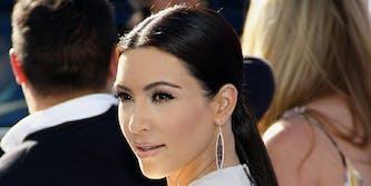 Kim Kardashian death penalty