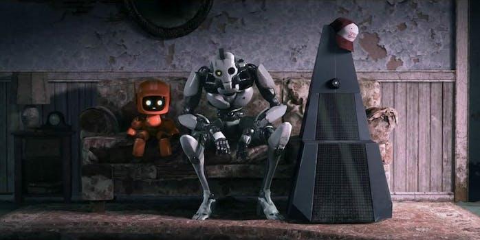 love death robots episode order