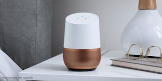 how to make and receive calls on google home