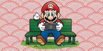 Mario day Nintendo Switch