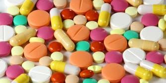 pills skittles parties