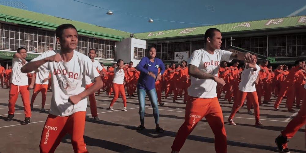 prison shows on netflix - happy jail