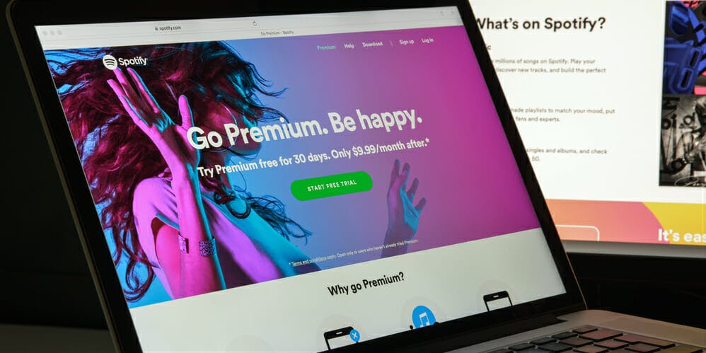 Spotify Premium with Hulu