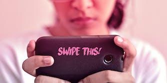 swipe this facebook memories