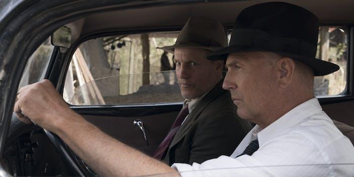 SXSW The Highwaymen Netflix review