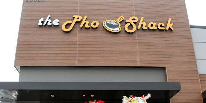 the pho shack