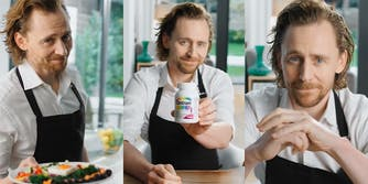 Tom Hiddleston Chinese Centrum ad