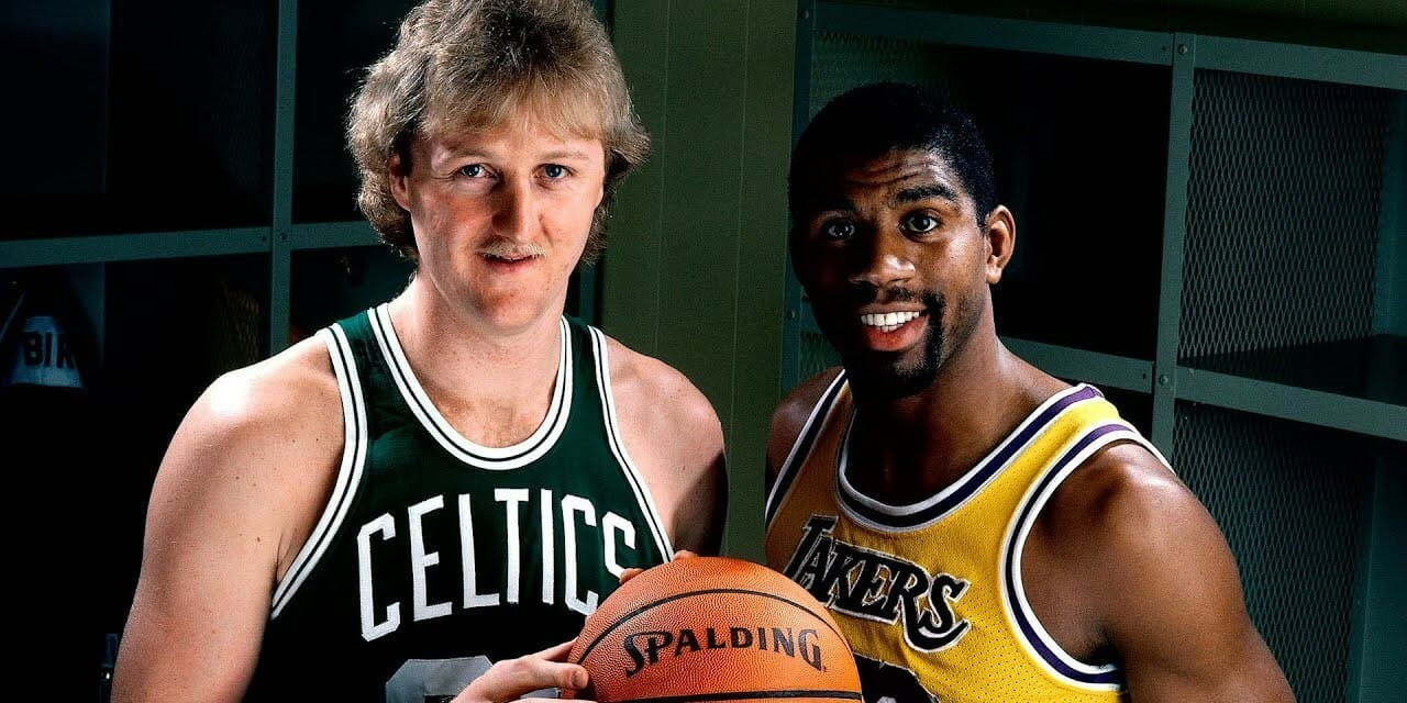 watch 30 for 30 celtics lakers for free