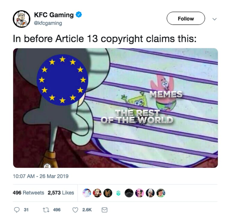 what is article 13