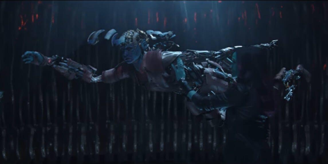 Avengers: Endgame - Nebula Thanos