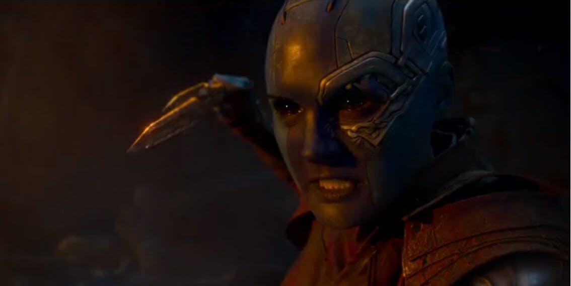 Avengers: Endgame - Nebula blade