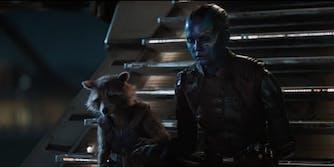 Avengers: Endgame - Nebula and Rocket