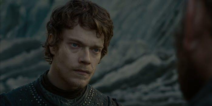Game of Thrones- Theon Greyjoy